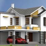 8 mẫu thiết kế nhà biệt thự 2 tầng đẹp giá rẻ