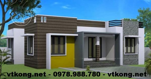 Nhà cấp 4 NETNC469