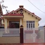 4 mẫu thiết kế nhà cấp 4 hiện đại mái thái