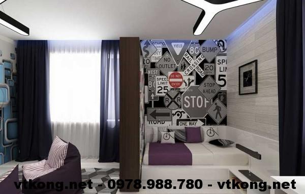 Nội thất phòng ngủ NETBT1T8