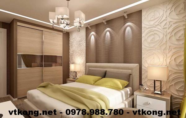 Phòng ngủ nhà cấp 4 NETNC462