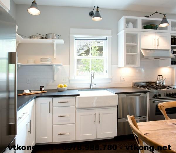 Phòng bếp nhà đẹp cấp 4 NETNC493