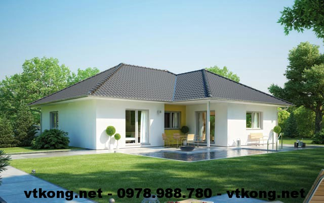 m u nh bungalow p bungalow l g. Black Bedroom Furniture Sets. Home Design Ideas