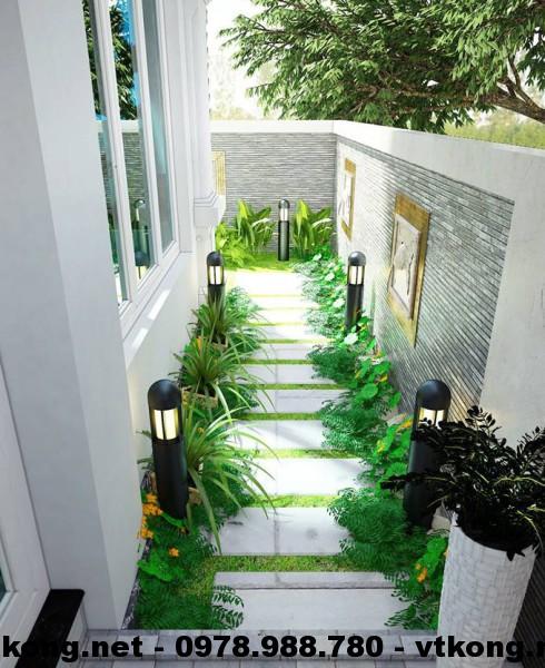 Thiết kế sân vườn NETBT3T2