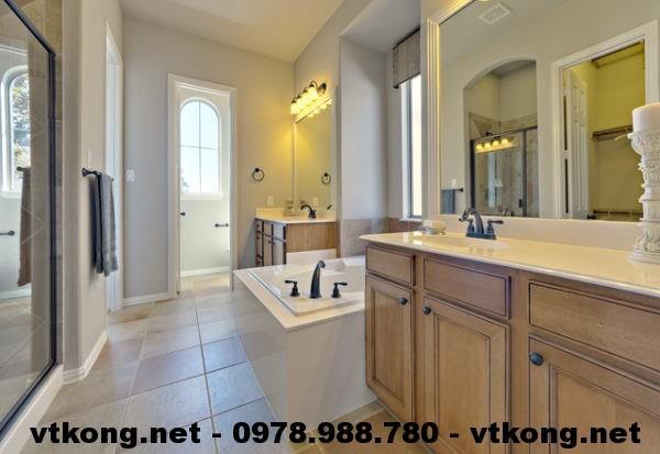 Phòng tắm biệt thự NETBT2T10