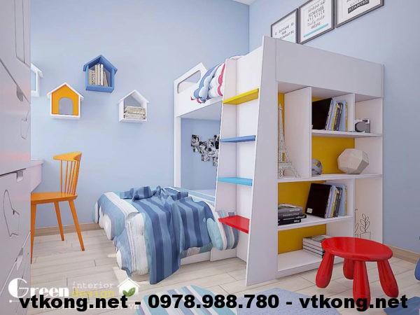 Phòng ngủ cho con NETNTCC3