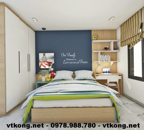 Phòng ngủ con số 1 NETNTCC2