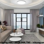 Thi công nội thất chung cư, thiết kế thi công nội thất chung cư NETNTCC2