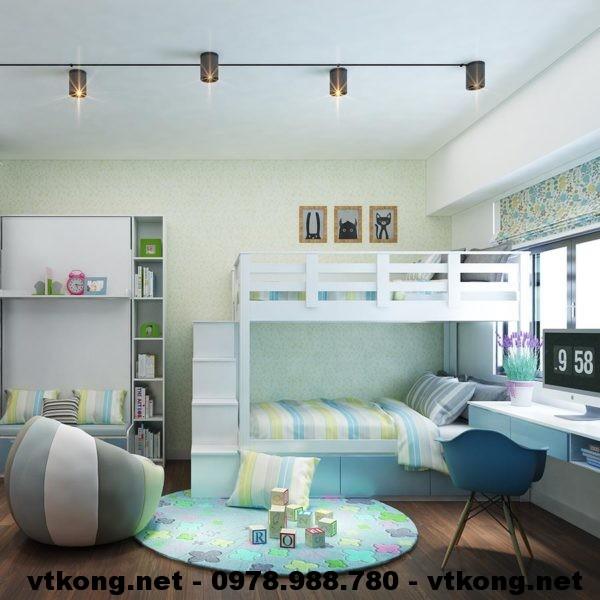 Phòng ngủ cho con NETNTCC6