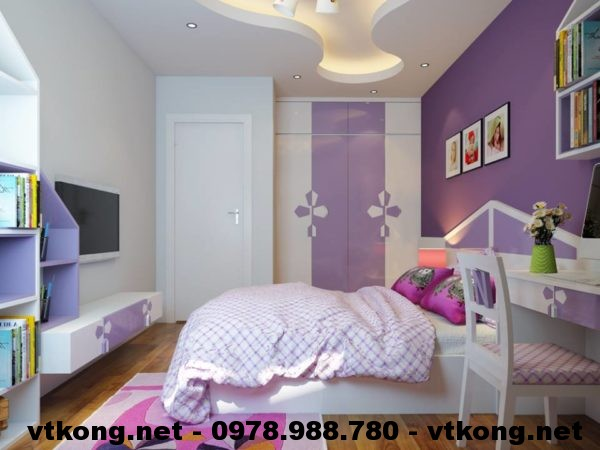 Phòng ngủ con số 1 NETNTCC9