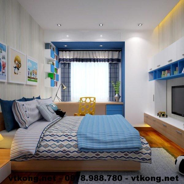 Phòng ngủ con số 2 NETNTCC6