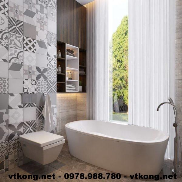 Phòng tắm chung cư NETNTCC6
