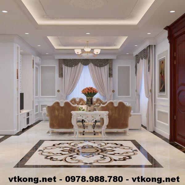 Thiết kế căn hộ chung cư NETNTCC5