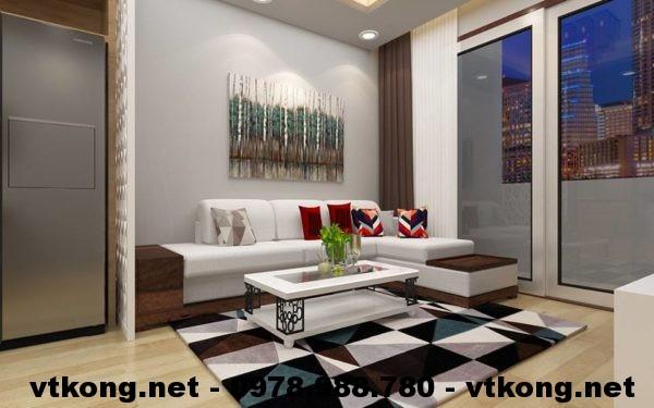 Thiết kế chung cư đẹp NETNTCC11
