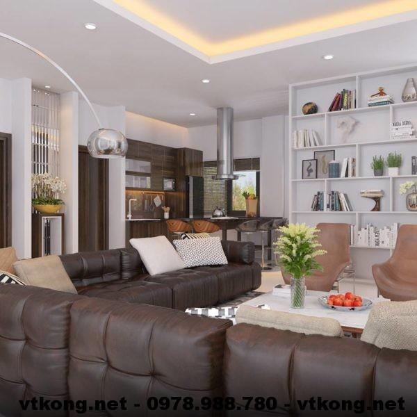 Thiết kế chung cư đẹp NETNTCC6