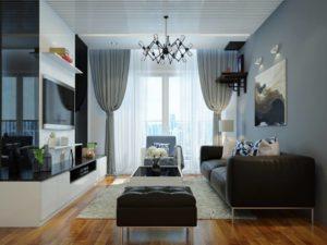 Thiết kế nội thất chung cư, thiết kế nhà chung cư đẹp NETNTCC9