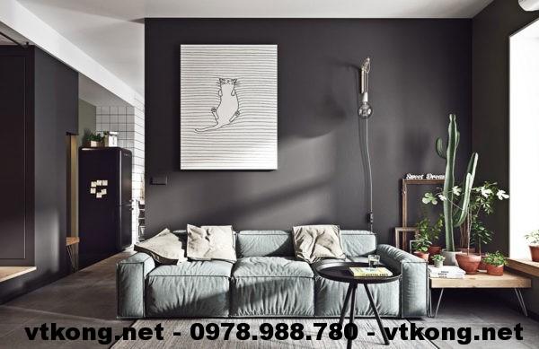 Sofa chung cư đẹp netntcc14