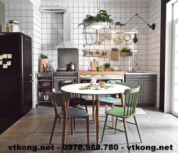 Tủ bếp chung cư giá rẻ netntcc14