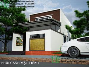 Nhà cấp 4 gác lửng, nhà cấp 4 nhà cấp 4 25m2 giá rẻ NETNC4124