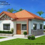 Thiết kế mẫu nhà cấp 4 giá rẻ ở nông thôn NETNC4142