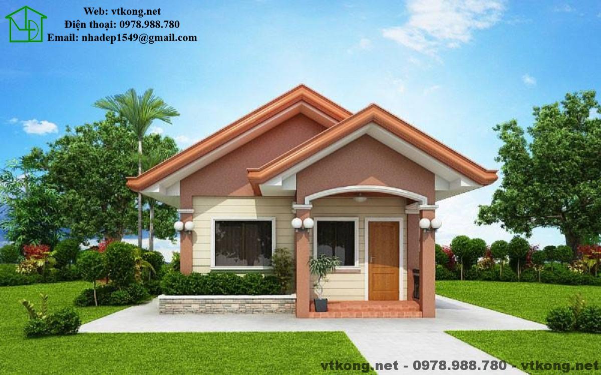 M u nh c p 4 n gi n m i th i p netnc4149 for Design della casa bungalow