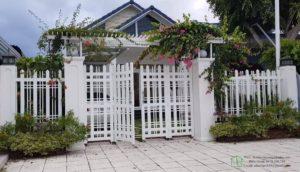 Ngôi nhà cấp 4 mái thái xinh xắn NETNC4146